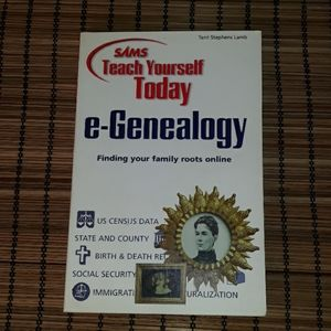 E-Genealogy finding your family roots online book
